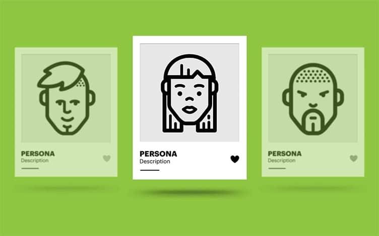 پرسونا مخاطب در استراتژی بازاریابی شبکه های اجتماعی