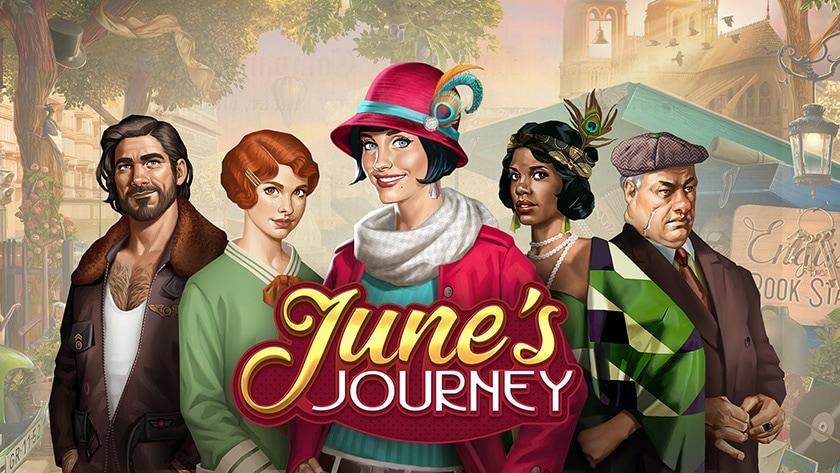 طراحی بازی موبایل June's Journey سینا حسینی